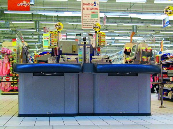 Wer im Supermarkt ausrutscht, kann sich über ein Zusatz-Einkommen freuen