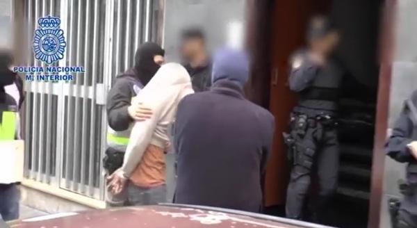 Mutmaßlicher Dschihadist festgenommen.