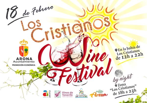 I. Wine Festival in Los Cristianos.