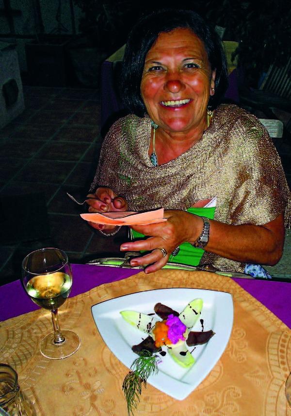 Im Casa Tagoro in Granadilla wunderten sich die Restaurantgäste über eine hervorragend gelungene Tapa-Kreation, die nicht nur sehr originell war und sehr gut aussah, sondern dazu auch noch herrlich mundete