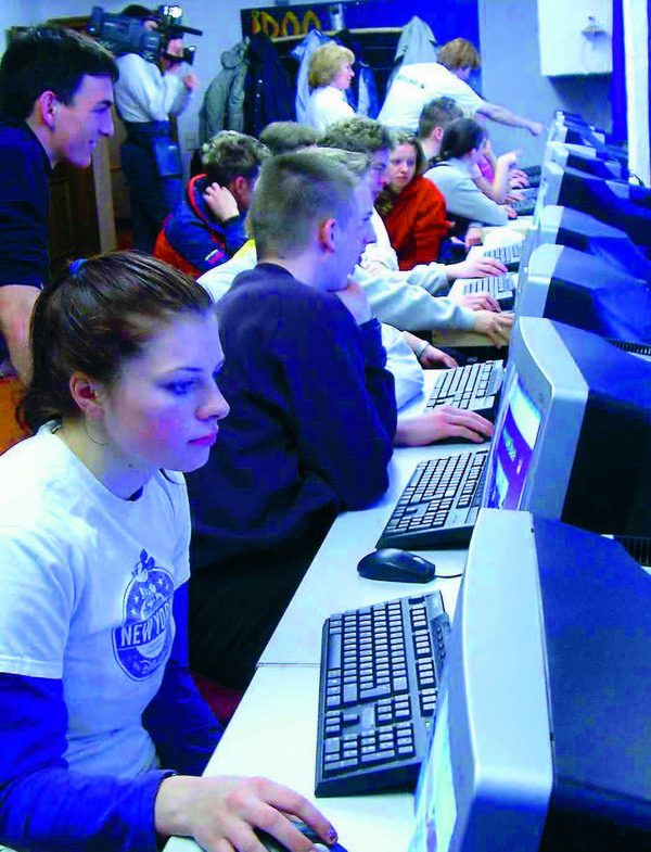 Computerkurse sind bei Schülern heute mehr denn je beliebt