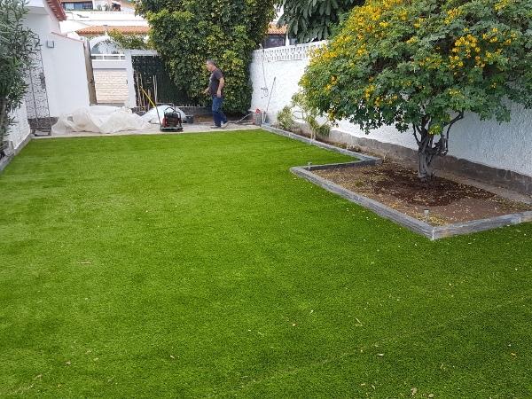 Frischer Wind für Haus und Garten.