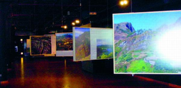 Die Foto-Ausstellung wandert von einer Kanarischen Insel zur anderen