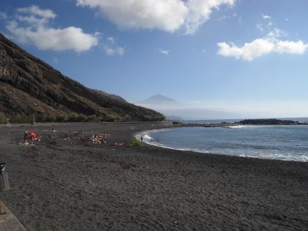 An diesem Strand ereignete sich der Unfall (Archivfoto).
