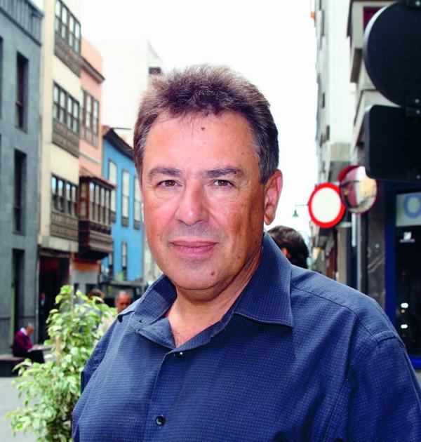 Ladislao Díaz sieht die Entwicklungen in der historischen Stadt sehr positiv
