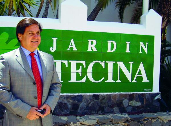 Der neue Direktor des Fred Olsen Hotels lebt auf La Palma