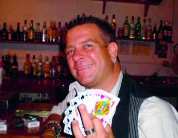 Russ Myles, Amarilla Golf