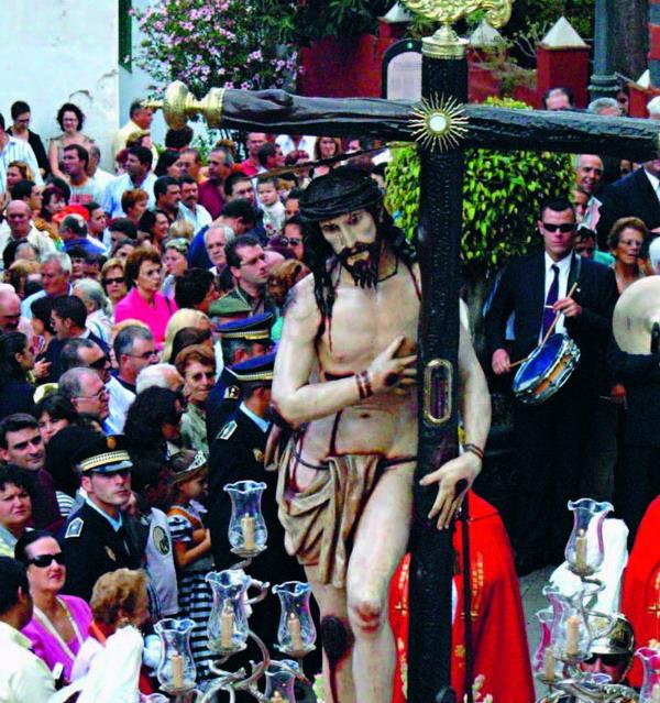 Die Fiesta derl Cristo ist das größte und wichtigste Fest, das in Tacoronte gefeiert wird.
