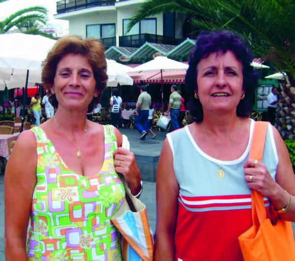 Montserrat and Julia, Toledo