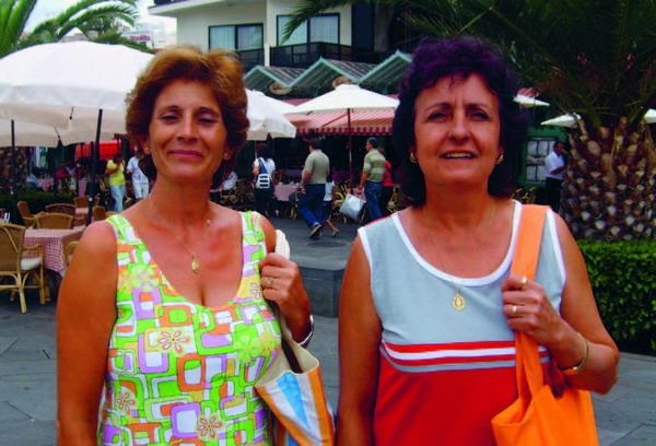 Montserrat & Julia, Toledo