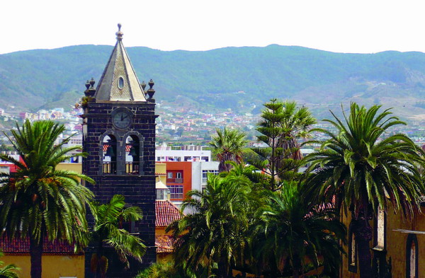 Einige Filmszenen werden in La Laguna gedreht