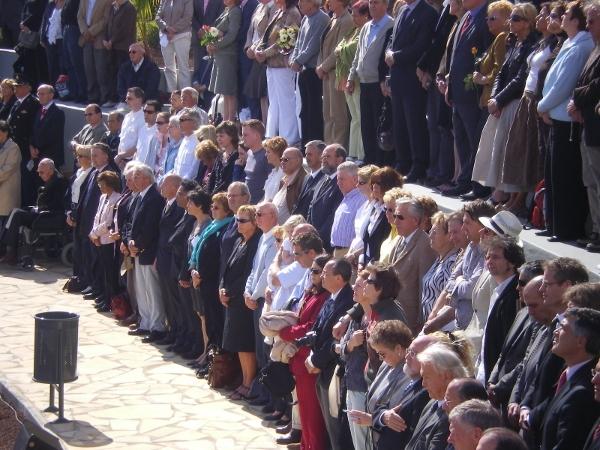 Familie und Freunde der Opfer, Mesa Mota 2007