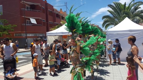 Der Día Happy von Candelaria hat im letzten Jahr viele Besucher angezogen.