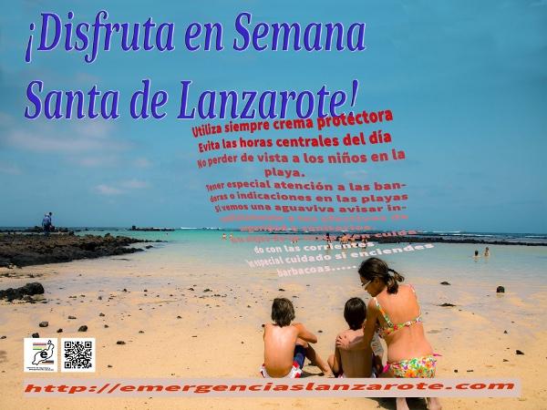 Genieße die Osterwoche auf Lanzarote.
