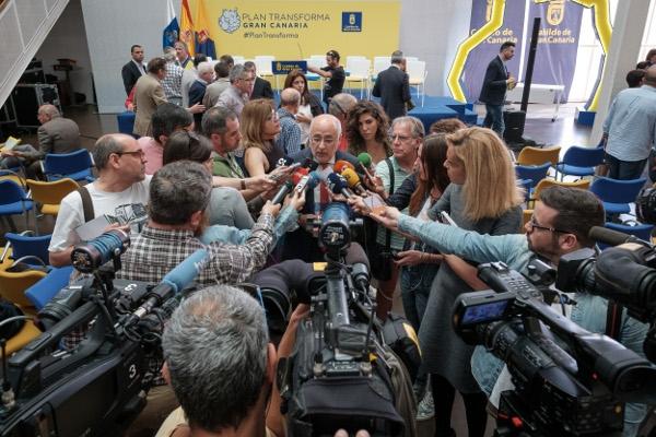 Ein großer Moment für Gran Canaria – Morales verspricht eine Rundumerneuerung