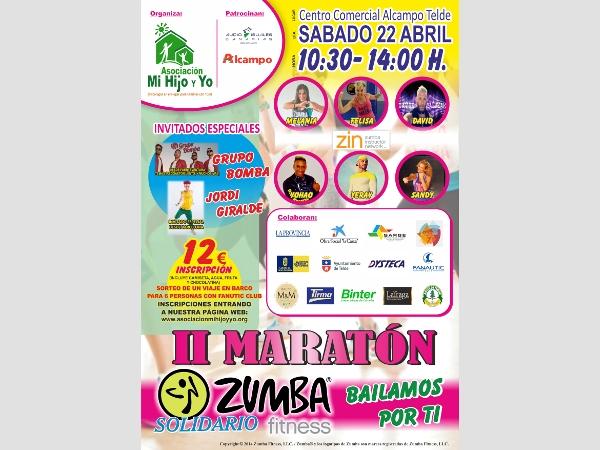 II. Zumba-Marathon in Telde
