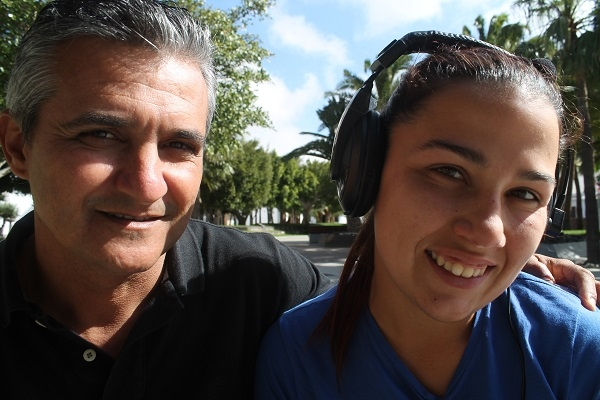 Natalia would like to take part in La Voz