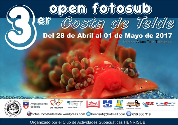 3. Open Fotosub Costa de Telde