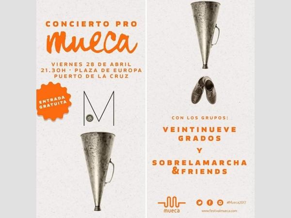 Vorläufer zum Mueca-Festival