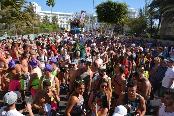 Über 200.000 Menschen haben in den letzten zehn Tagen auf der Maspalomas Gay Pride die freie sexuelle Selbstbestimmung gefeiert.