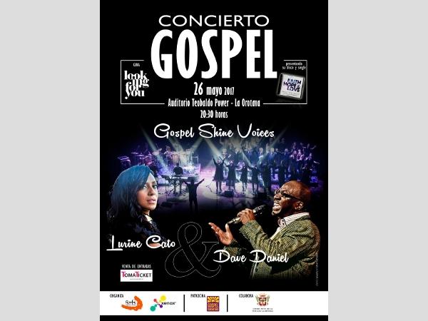 Gospelkonzert am Freitagabend im Auditorium Teobaldo Power.