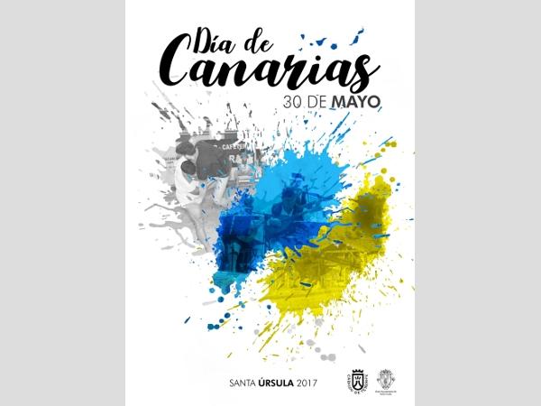 Día de Canarias in Santa Úrsula