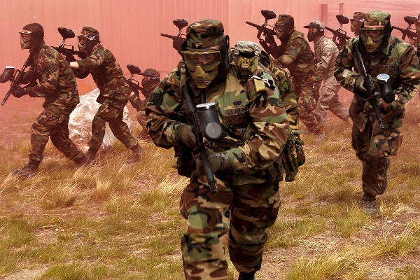 Die inoffizielle Simulation eines Terrorangriffs sorgte für Aufregung und Unmut.