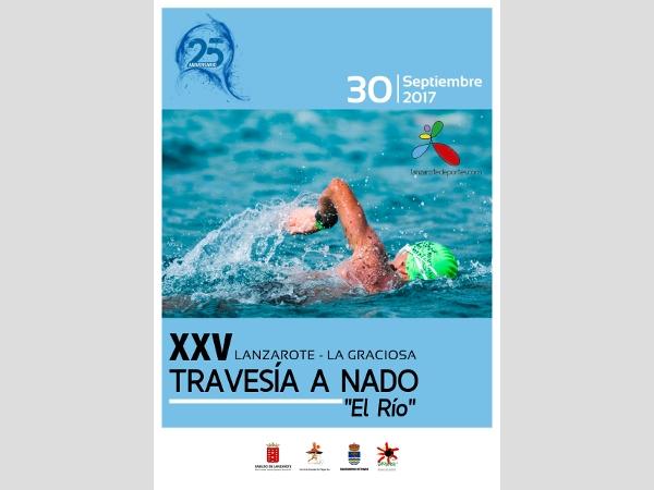 XXV Travesía a Nado El Río