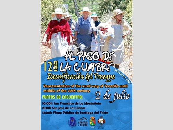 Paso de la Cumbre – Auf den Spuren der Vergangenheit.
