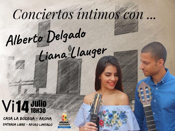 Intimes Konzert in der Casa de la Bodega