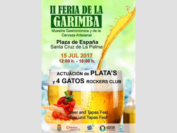 II. Feria de Garimba