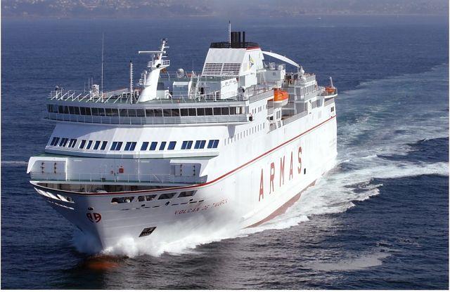 Naviera Armas baut den Fährbetrieb mit Fuerteventura weiter aus