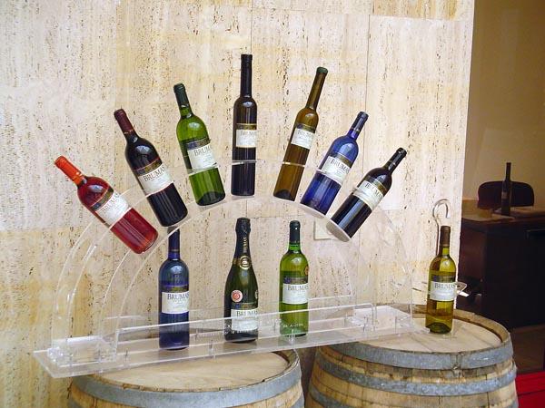 Die Weine und Cavas der Bodega Brumas können sich sehen lassen
