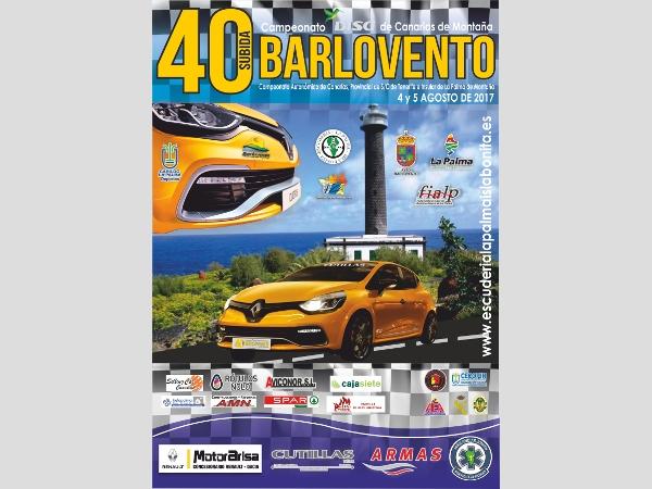 40. Subida a Barlovento auf La Palma