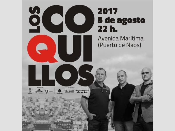 Sommernachtsfieber mit Los Coquillos