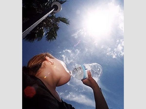Für die nächsten Tage ist eine neue Hitzewelle angekündigt.