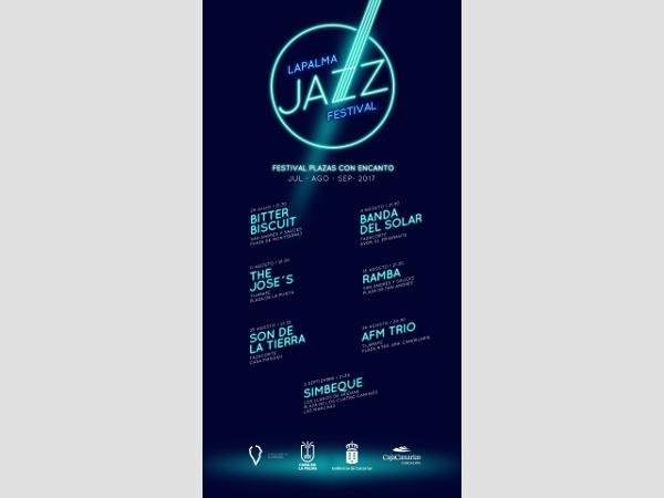 "Festival de Jazz in La Palma mit ""Simbeque"""