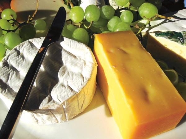 Etwa 4.000 Käsesorten werden getestet