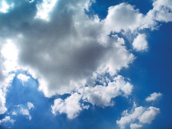 Den Wolken zusehen: Das unterbricht das Kopfkino