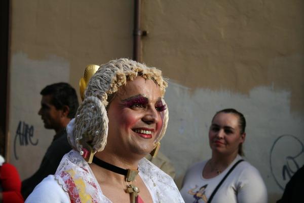 Eindrücke vom Karnevalszug Puerto de la Cruz 2009