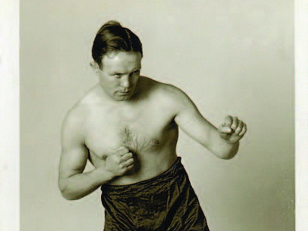 Mike McTigue, a real boxing hero