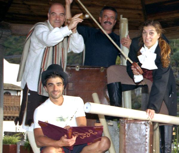 Mit Piraten auf grosser Fahrt: Antonia Jaster