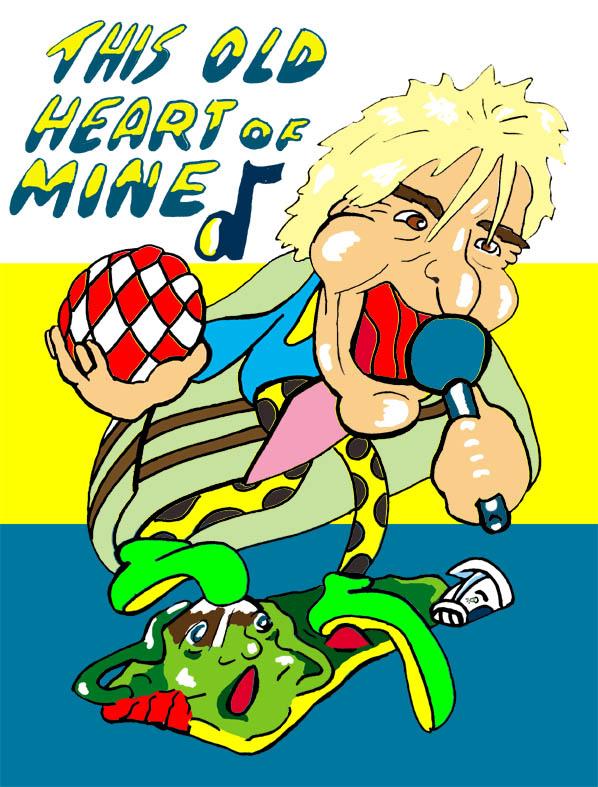 Tritt erstmals auf Teneriffa: Rod Stewart. Sein Imitator macht das schon länger.