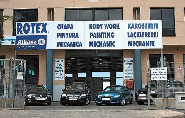 Werkstattleistungen und Gebrauchtwagen immer im Angebot