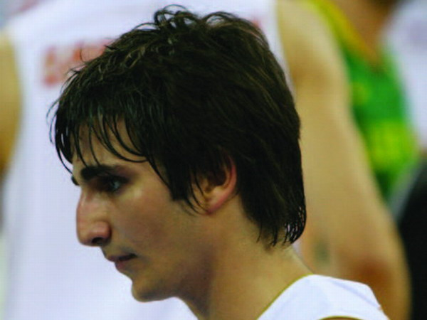 Ricky Rubio was sensational during the Beijing Olympics