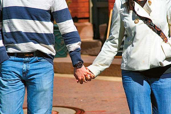 Verliebtheit reicht nur bis zu einem gewissen Punkt