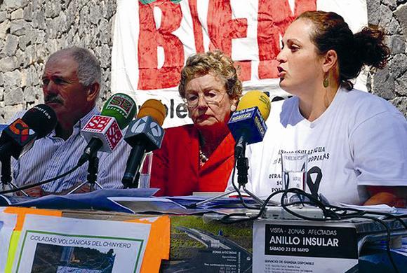 Alexandra Pérez kämpft für sich, ihre Familie und alle, die eine unberührte Natur zu schätzen wissen