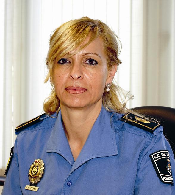 Laura Hernández Negrín hat neun Jahre in Deutschland gelebt und kann auch deutsche betroffene Frauen betreuen.