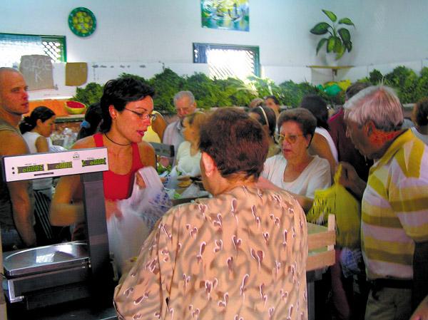 In der Landwirtschaft und im Handel gibt es viele Familienbetriebe