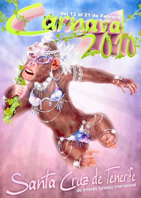 Plakat: Carnaval 2010